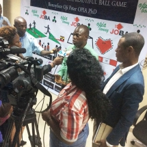 2 Dr. Bonnyface Opia explaining some points at the press briefing 5