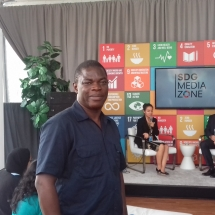 At SDG Media Zone for UN Solutions Summit (2)